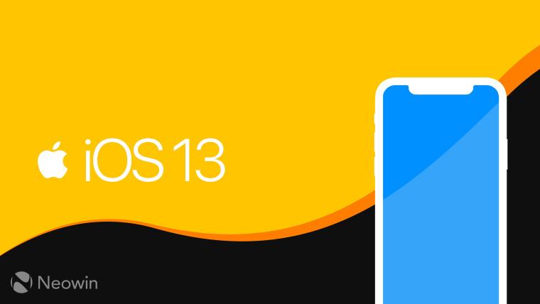 苹果发布iOS 13.5.5和macOS 10.15.6开发人员Beta