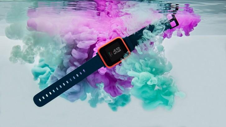 Amazfit Bip S智能手表在印度首次亮相;价格和规格