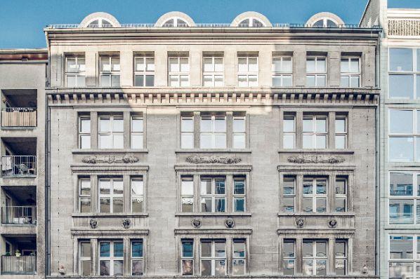 领先的城市投资公司收购了柏林办公楼(DE)