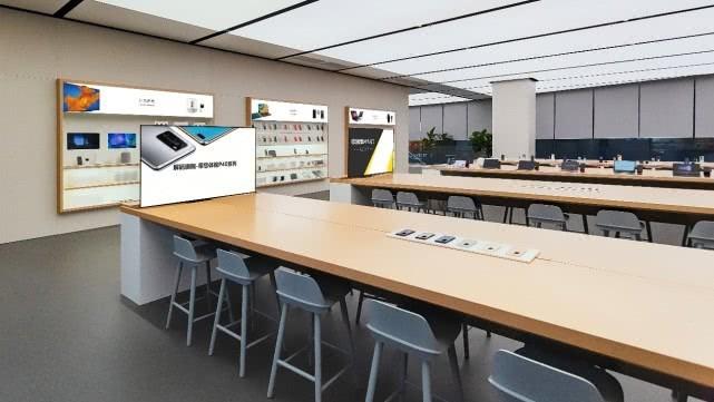 配备多种智能产品的华为智能生活馆将于6月6日开放