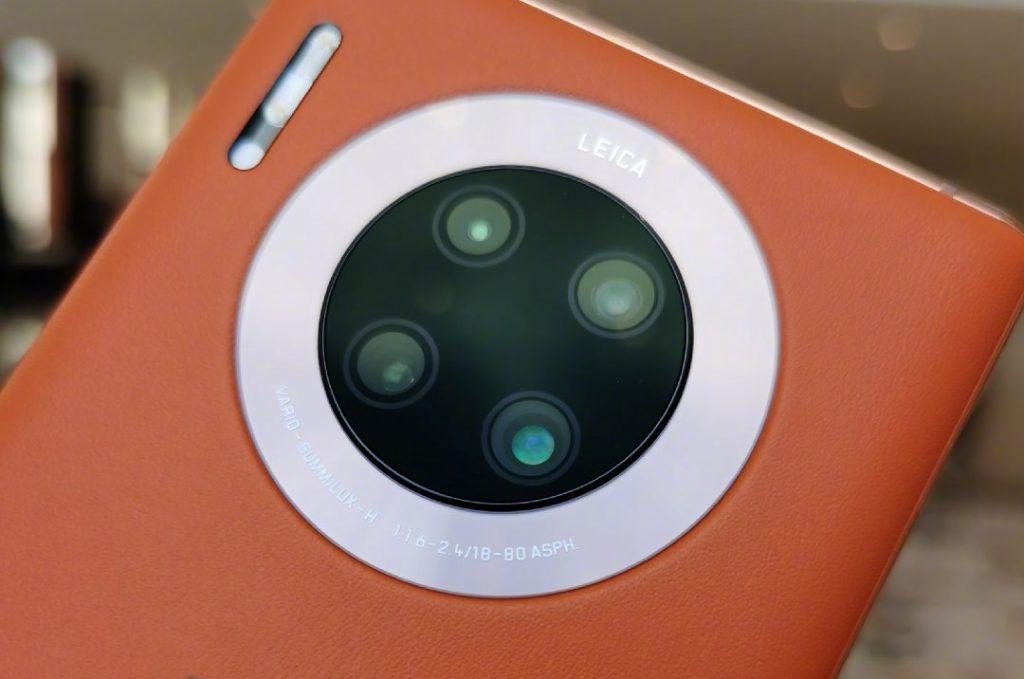 华为Mate 40系列配备9P FreeForm摄像头模块,可改善摄像头性能