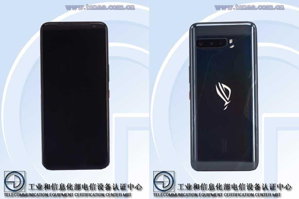 出现ASUS ROG Phone 3的完整规格和AnTuTu列表;列表显示Snapdragon 865 Plus SoC