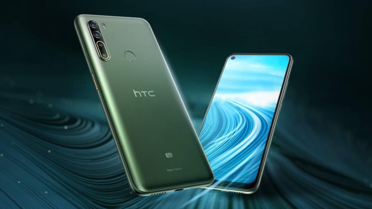 HTC U20 5G,Desire 20 Pro揭示了该公司2020年的发展