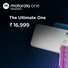 摩托罗拉One Fusion +在印度推出,价格为卢比。16,999