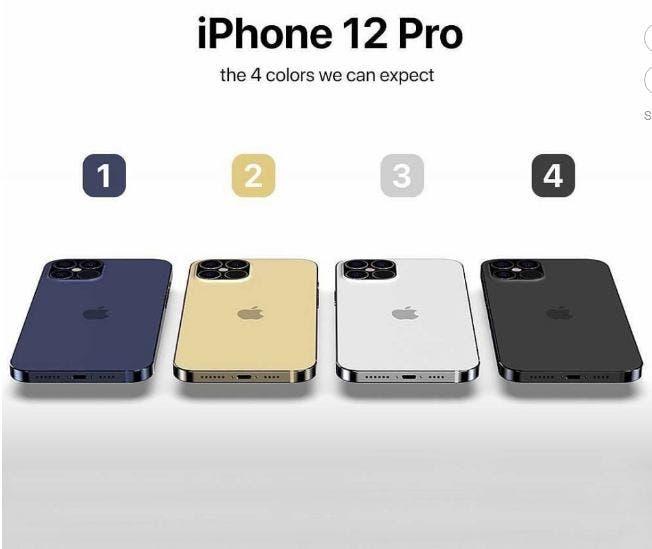 IPHONE  12 PRO运动120HZ刷新率屏幕等