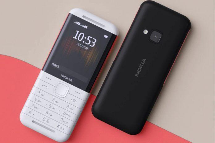 诺基亚5310在印度的价格公布,将于6月23日通过亚马逊在印度推出:功能,规格