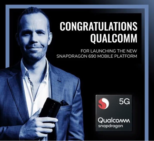 HMD Global嘲笑由Snapdragon 690支持的新型诺基亚5G智能手机