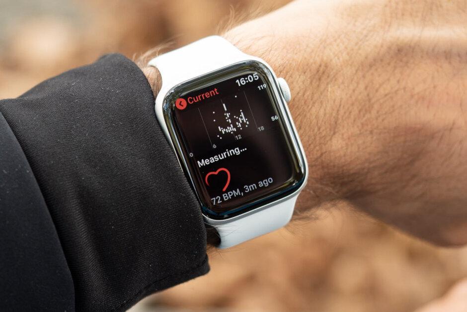 在第一季度,Apple Watch仍然位居榜首,而新的挑战者取代三星成为亚军