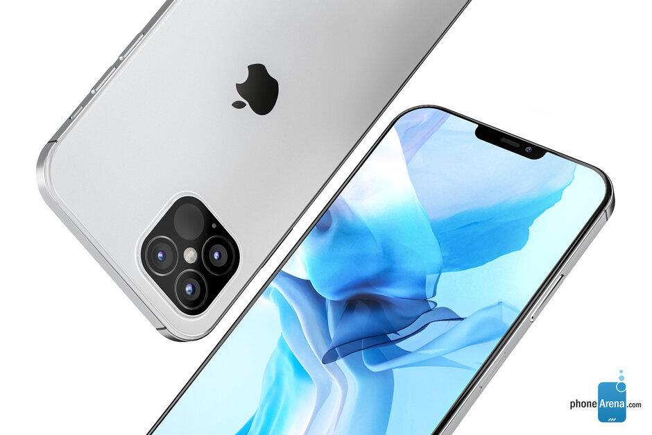 泄漏显示有关5G苹果iPhone 12相机的先前假设可能是错误的