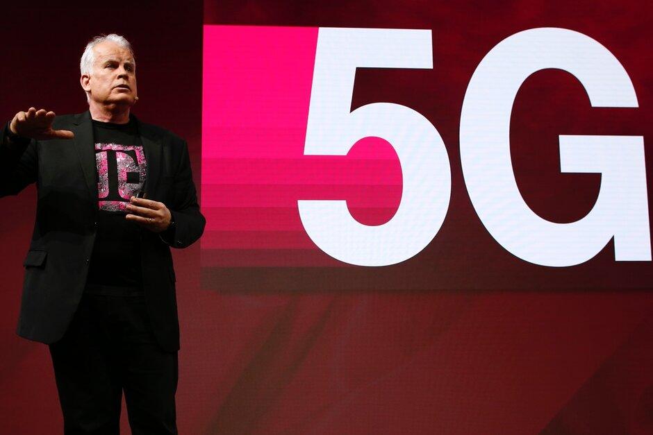 T-Mobile将于明年以人类最快的速度扩展和改善其5G网络