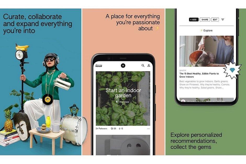 Google团队推出了基于兴趣的社交网络Keen