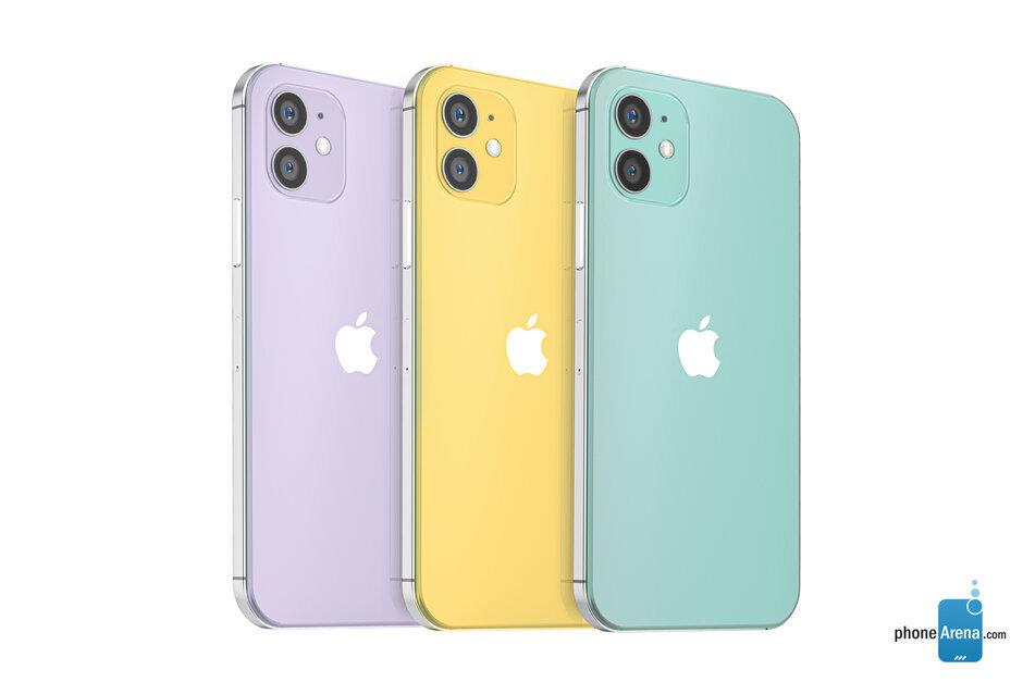 2020年5.4英寸iPhone 12将比iPhone SE更加小巧