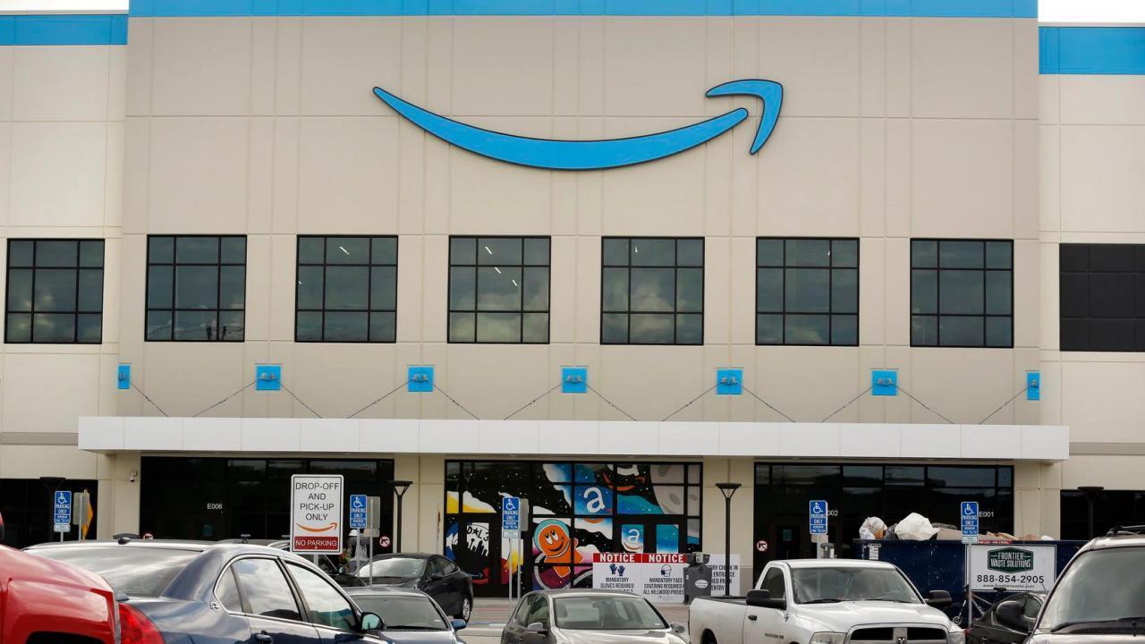 亚马逊是D-FW最大的仓库承租人,而且它将不断壮大