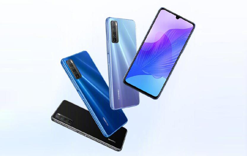 华为Enjoy 20 Pro在中国上市