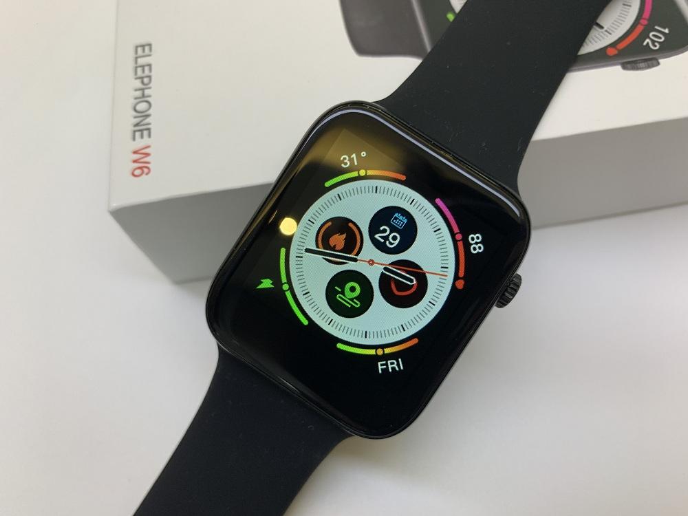 Elephone W6 Smartwatch可从Geekbuying处以29美元的折扣价购买