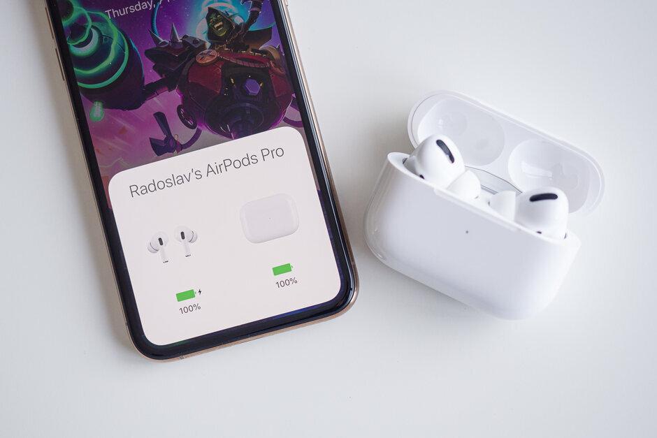 iOS 14为您的AirPods带来了实用功能