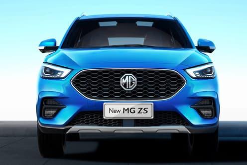MG ZS以新外观和新技术焕然一新