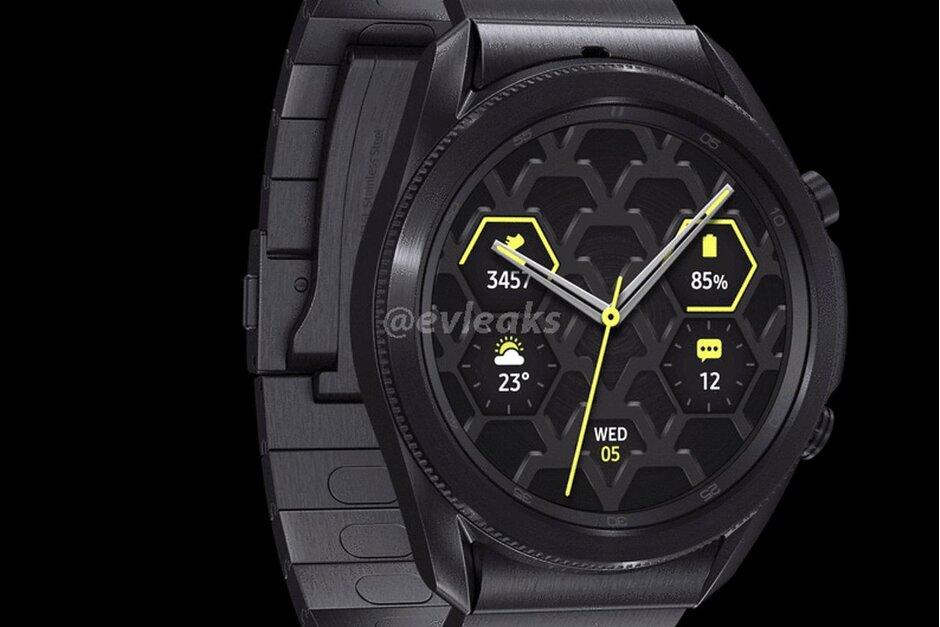 三星Galaxy Watch 3支持页面增加,提前发布日期提前