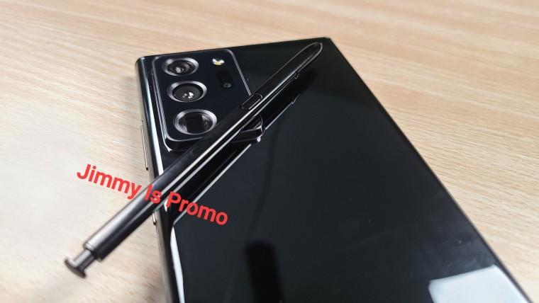 三星Galaxy Note20 Ultra在真实照片中泄漏
