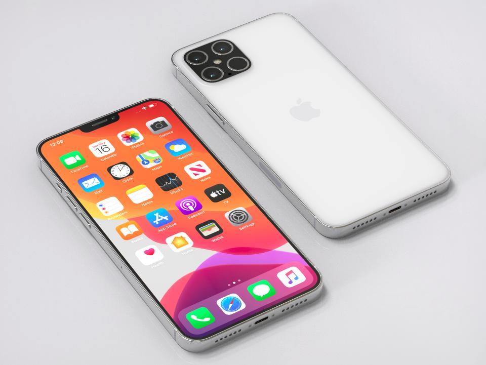 苹果即将推出的iPhone 12 5G系列将配备OLED显示屏