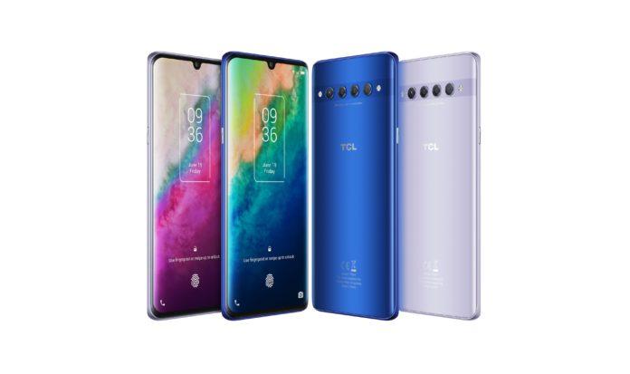 TCL在俄罗斯推出10 Plus和10 SE廉价智能手机