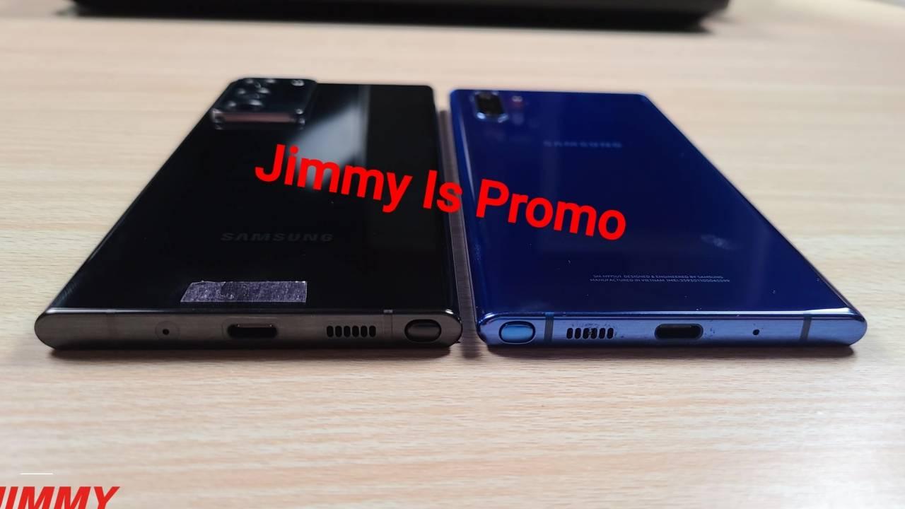 Galaxy Note 20 Ultra动手视频可能会让您产生冲突