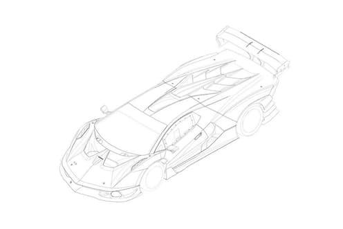 610kW兰博基尼SCV12专利泄漏