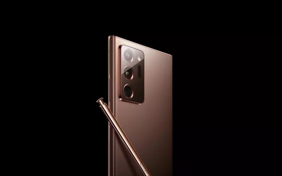 三星预计即将到来的Galaxy Note20系列需求不旺