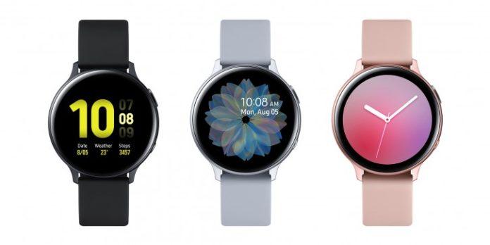"""三星推出了""""印度制造"""" Galaxy Watch Active 2 4G"""