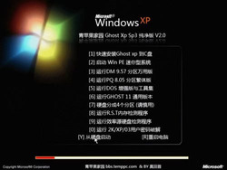 ghostxpsp3纯净版用光盘应该怎么安装?