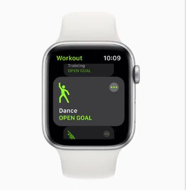 Apple Watch的舞蹈追踪算法