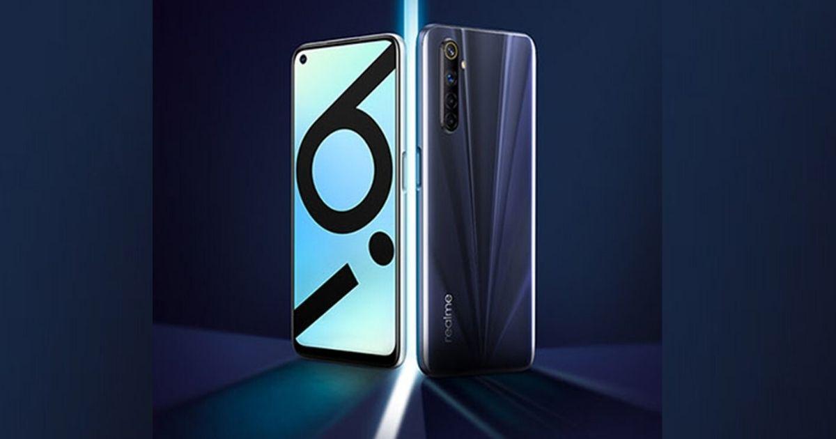 Realme 6i将于7月14日在印度上市,价格不到15,000卢比
