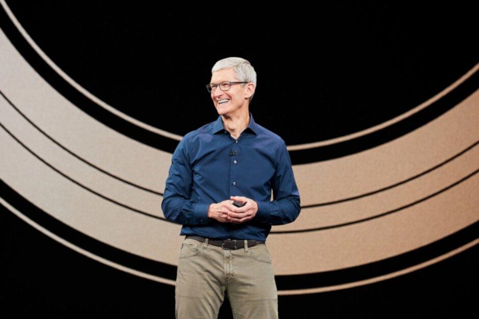 苹果首席执行官蒂姆·库克将于明年年底成为自由代理商