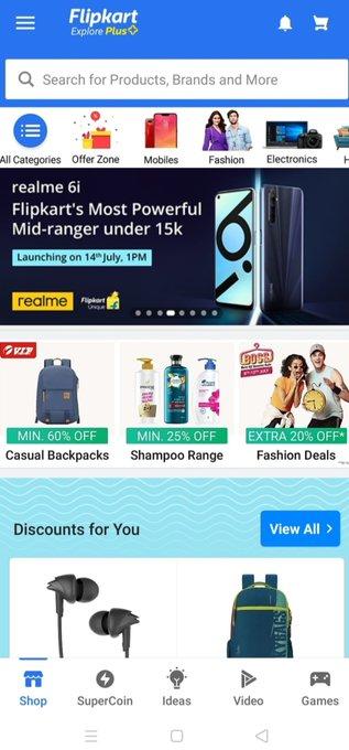 Realme 6i将于明天在印度与Realme C11一同发布