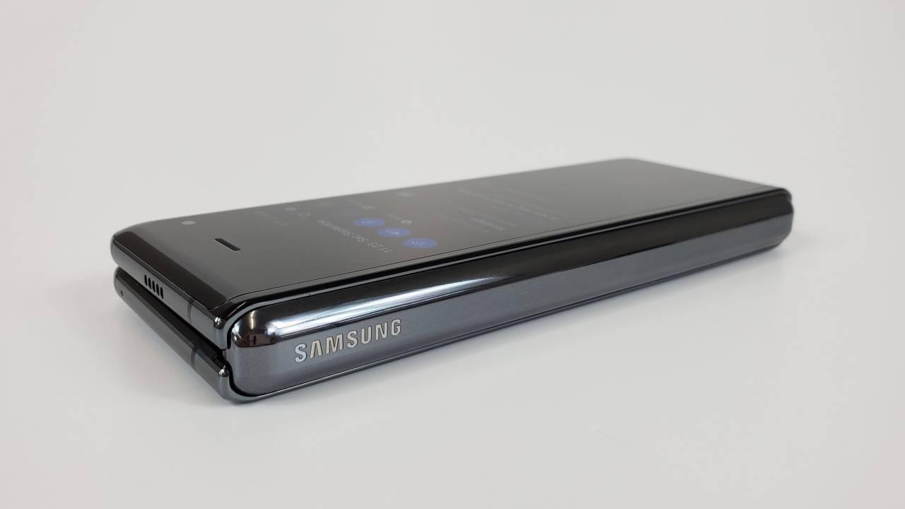 互联网信息:Galaxy Fold 2可能已延迟
