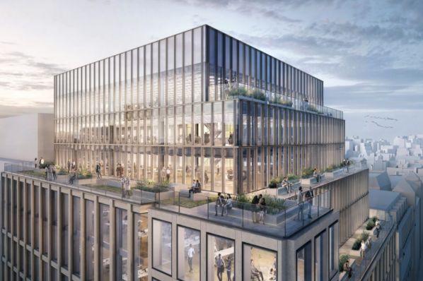 Helical和AshbyCapital获得伦敦办公计划(GB)的1.56亿欧元担保