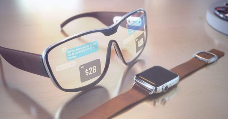 据报道富士康开始试生产苹果的AR眼镜