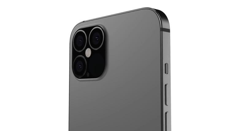 iPhone  12系列的电池比iPhone  11小