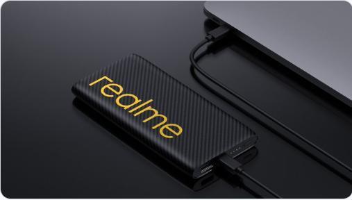 Realme 30W Dart Charge 10000mAh将于明天在印度推出