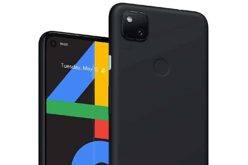 Google Pixel 4a渲染出现在Google Store上,但仍不是官方的