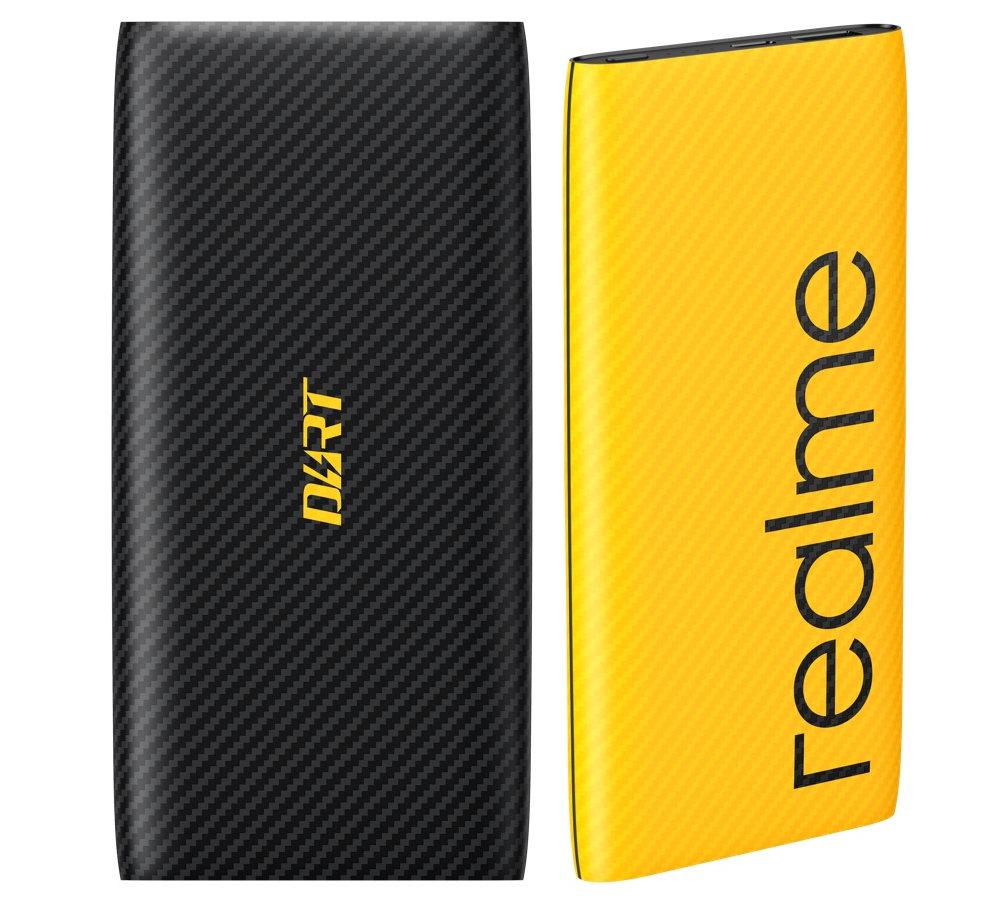 Realme 30W Dart Charge 10000mAh移动电源在印度揭幕