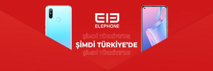 Elephone通过离线和在线市场在土耳其首次亮相