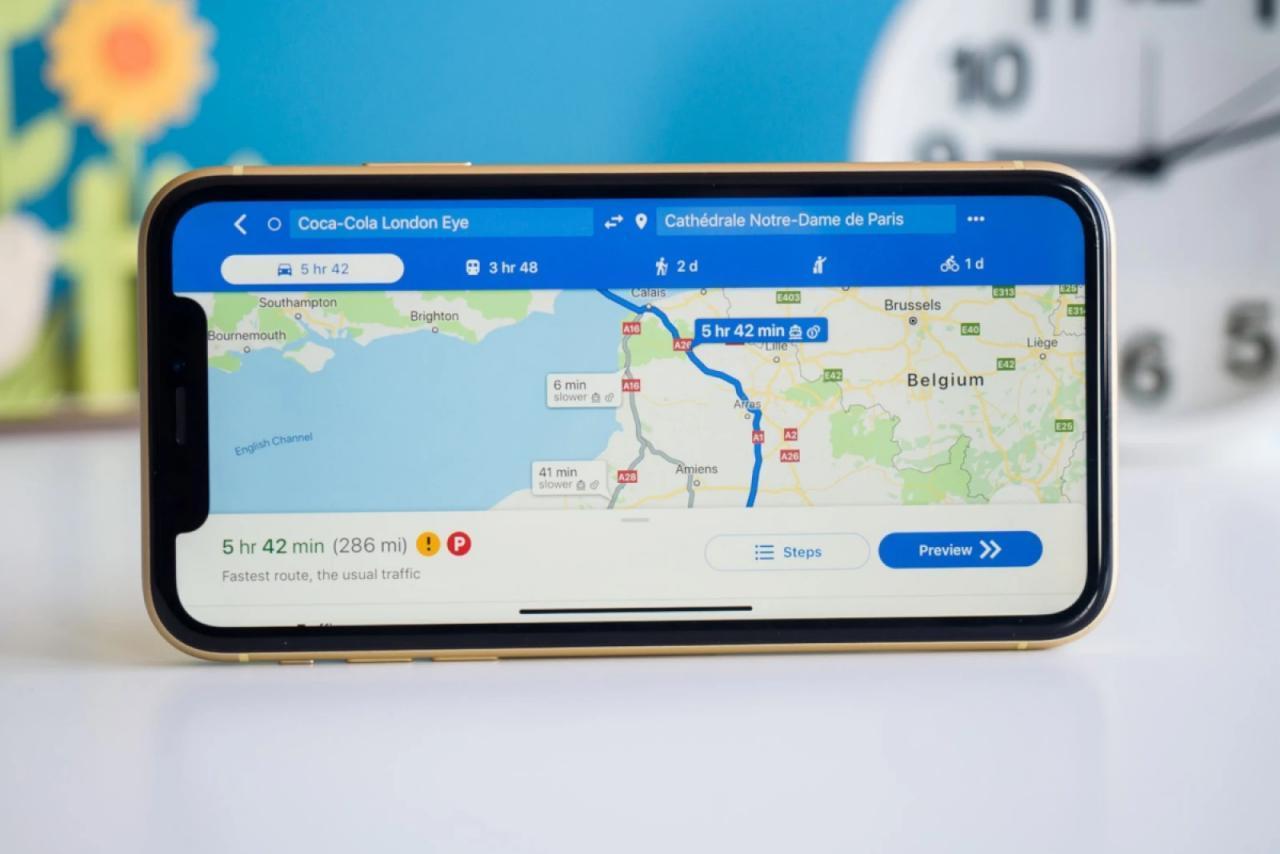 如果您遵循以下指示,则Google Maps可以更准确地在您的位置进行磨练