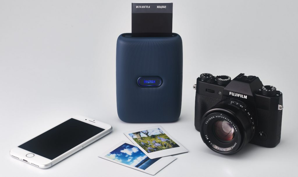 Fujifilm在印度推出了印度卢比Instax Mini Link智能手机打印机。