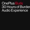 一加 Buds的电池续航时间为30小时;显示为蓝色