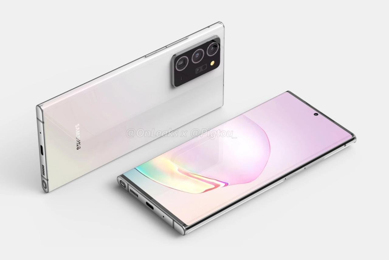 Exynos 990似乎还不足以支持韩国Galaxy Note 20,但欧洲将不得不解决