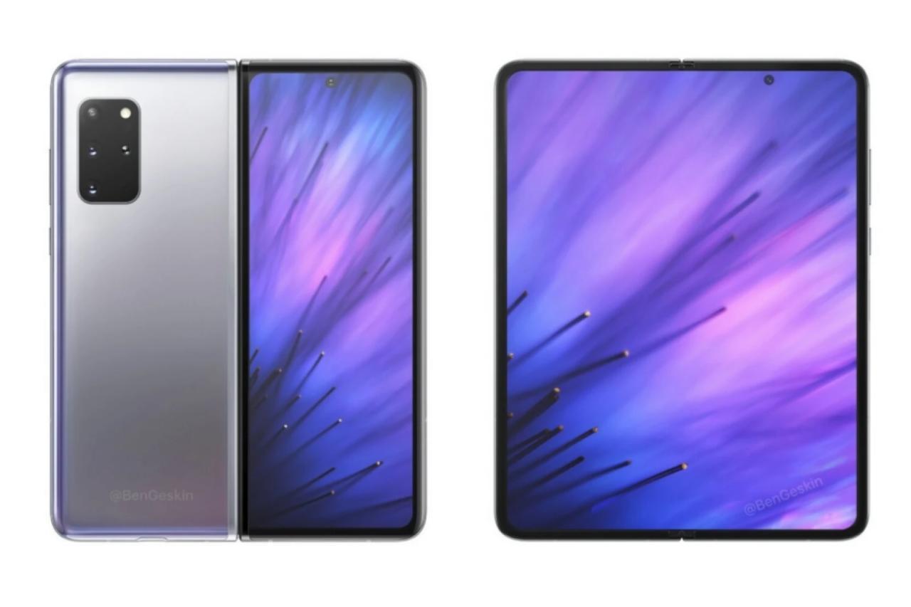 Tipster揭示了Galaxy Z Fold 2 5G的可能发布和发布日期