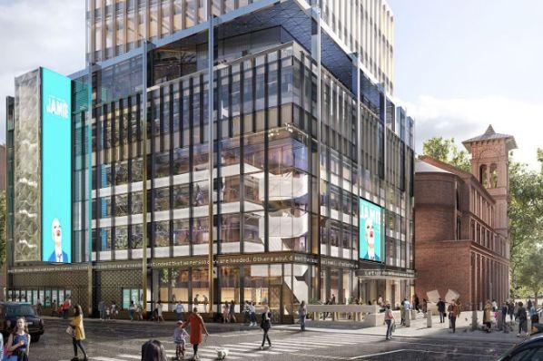 Derwent London以4,480万欧元(GB)出售伦敦混合用途计划