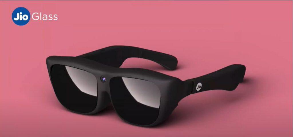 Reliance Jio宣布推出名为Jio Glass的混合现实眼镜