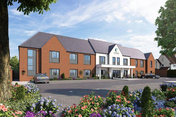 Fortwell Capital为Midlands退休项目(GB)提供了1,370万欧元